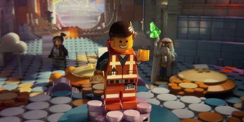 Toy, Fiction, Games, Animation, Lego, Fictional character, Action figure,
