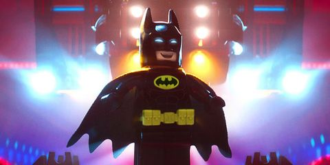 Fictional character, Light, Personal protective equipment, Magenta, Costume, Batman, Toy, Superhero, Space, Hero,