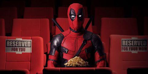 Deadpool, Fictional character, Superhero,