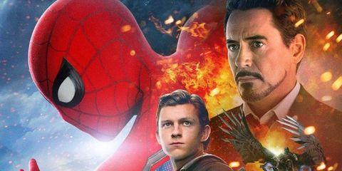 Head, Entertainment, Poster, Spider-man, Movie, Fictional character, Superhero, Hero, Space, Advertising,