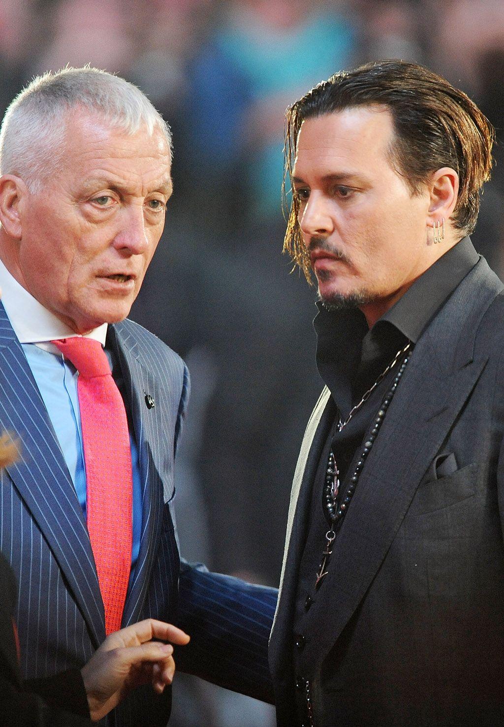 ¿Quién es el guardaespaldas que declarará contra Amber Heard?