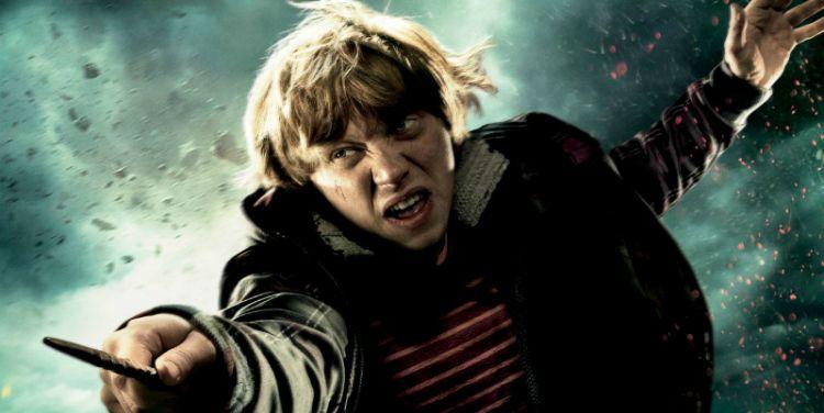 'Harry Potter': Rupert Grint no descarta volver a ser Ron Weasley