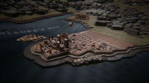 Body of water, Water resources, Landscape, Urban design, Metropolitan area, Aerial photography, Urban area, Bird's-eye view, Island, Residential area,