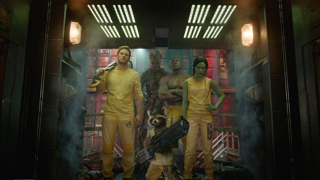 Revelada la sinopsis de 'Guardianes de la Galaxia Vol. 2'
