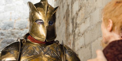 Armour, Breastplate, Personal protective equipment, Cuirass, Sculpture, Knight, Metal, Brass, Fictional character, Bronze,