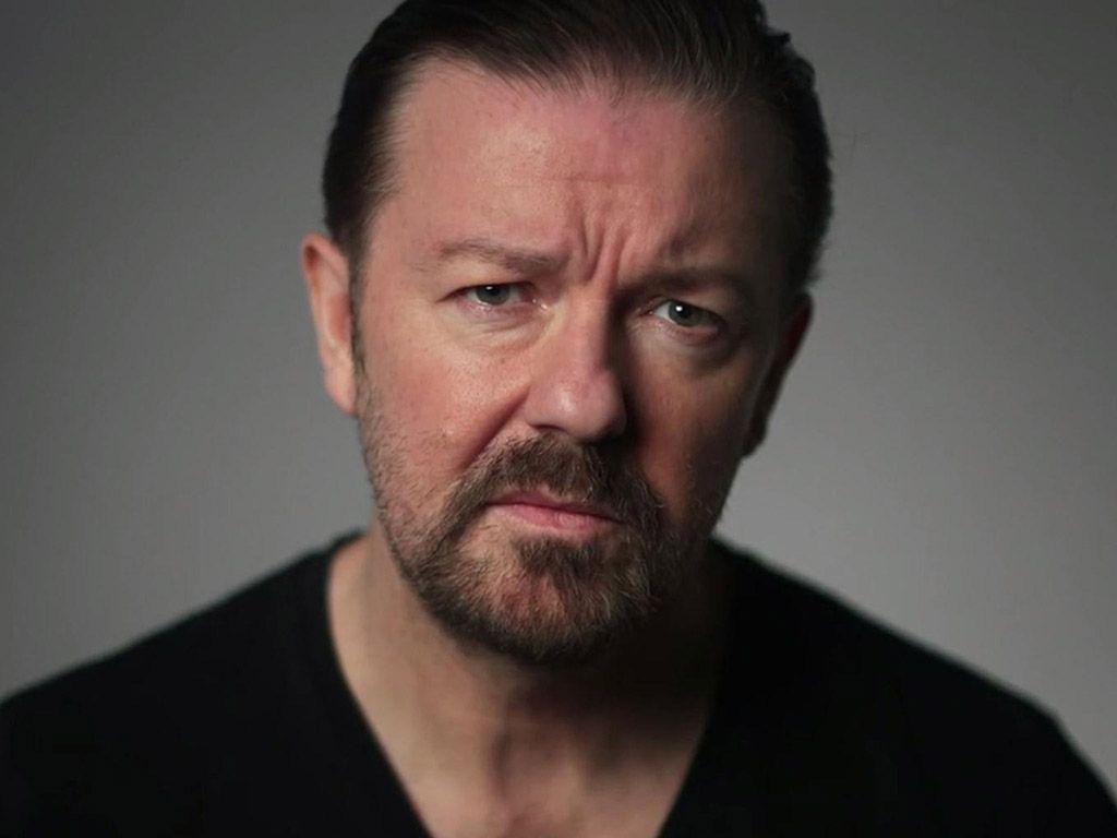 """Ricky Gervais: """"Si decides pelear con un toro por diversión, jódete"""""""