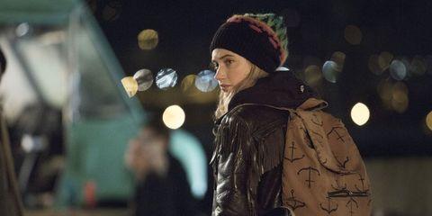 Winter, Jacket, Headgear, Street fashion, Beanie, Knit cap, Bonnet, Fur, Fur clothing, Parka,