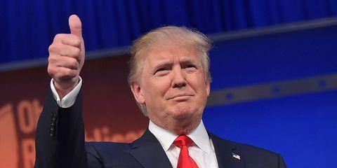 Trump Deja Noqueado A De Niro