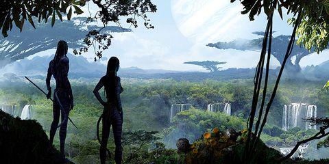 Sky, Tree, Jungle, Adventure game, Forest, Plant, Photography, Rainforest, Mountain, Screenshot,