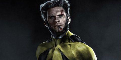 Action figure, Fictional character, Human, Wolverine, Supervillain,