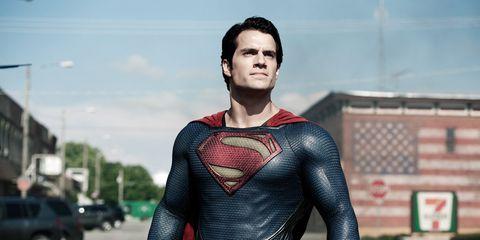 Superman, Superhero, Fictional character, Justice league, Muscle, Hero, Costume,