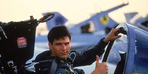 tom cruise, 'top gun', 1986