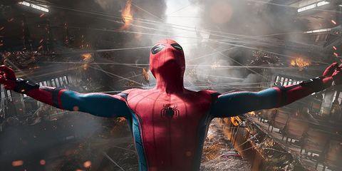 Superhero, Fictional character, Spider-man,