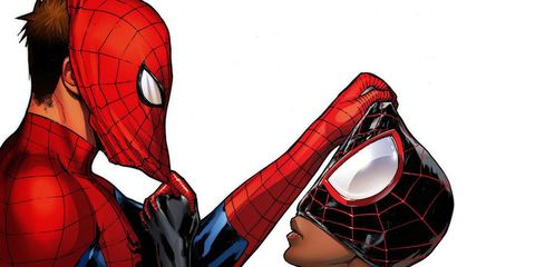 Spider-man, Superhero, Fictional character, Deadpool, Fiction, Illustration,