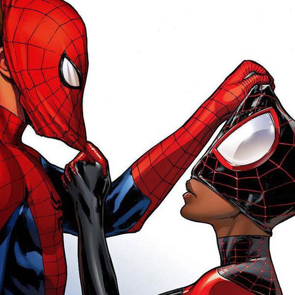 Nuevo trailer de 'Spiderman: Un Nuevo Universo'