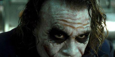 Cheek, Skin, Chin, Forehead, Eyebrow, Jaw, Zombie, Organ, Fictional character, Wrinkle,