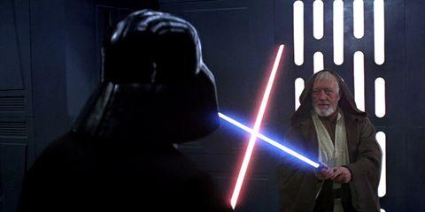 Darth vader, Fictional character, Supervillain, Obi-wan kenobi, Luke skywalker, Darkness,