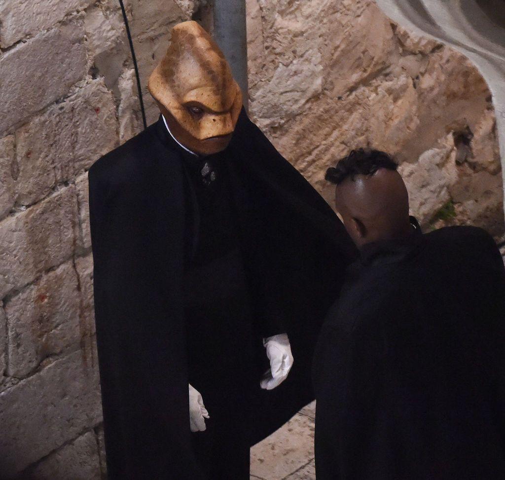 'Star Wars: Episode VIII', nuevos alienígenas en el set de rodaje