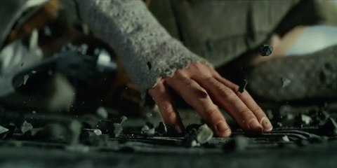 Hand, Movie, Blacksmith, Shoe,