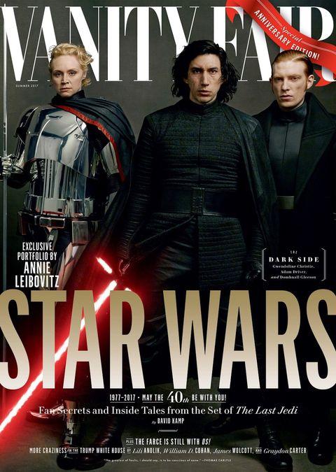 'Star Wars: Los últimos Jedi' por Annie Leibovitz