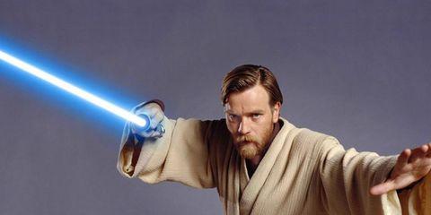 Martial arts uniform, Obi-wan kenobi, Fictional character, Luke skywalker,