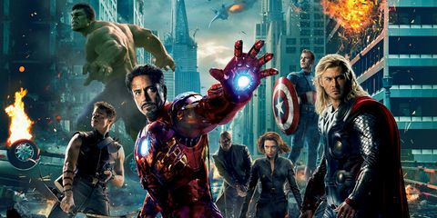 Human body, Fictional character, Animation, Superhero, Hero, Cg artwork, Space, Movie, Thor, Action film,