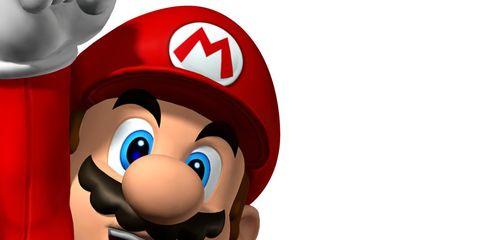 Mario, Animated cartoon, Animation, Cartoon, Fictional character, Clip art, Graphics, Pleased, Illustration, Inflatable,