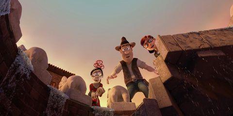 Animation, Animated cartoon, Fiction, Fictional character,