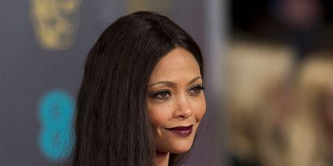 Lip, Mouth, Hairstyle, Eyebrow, Eyelash, Beauty, Black hair, Eye liner, Long hair, Eye shadow,