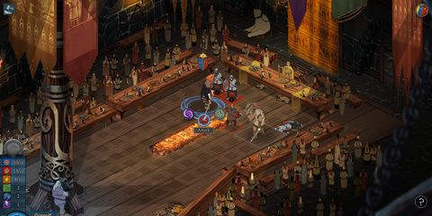 Games, Strategy video game, Pc game, Hall, Video game software, Action-adventure game, Massively multiplayer online role-playing game, Adventure game, Mythology, Cg artwork,