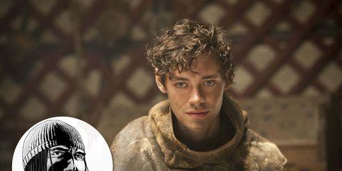 Human, Fictional character, Viking, Digital compositing, Acting,