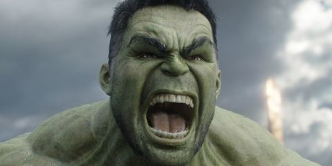 Hulk, Fictional character, Shout, Forehead, Mouth, Human, Jaw, Wrinkle,