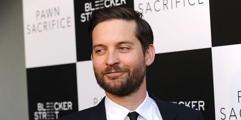 Hair, Facial hair, Beard, White-collar worker, Hairstyle, Suit, Forehead, Moustache, Premiere, Event,