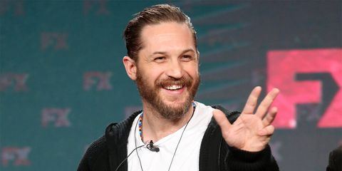 Forehead, Facial hair, Gesture, Event, Sign language, Smile, Beard,