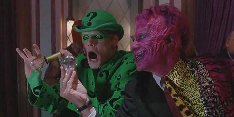 Green, Riddler, Fictional character, Supervillain, Costume, Performance,