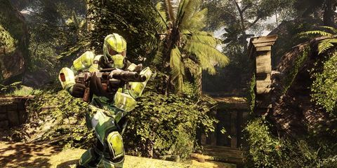 Shooter game, Animation, Fictional character, Action-adventure game, Adventure game, Games, Pc game, Jungle, Video game software, Fiction,