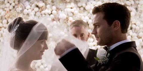 Photograph, Veil, Bride, Wedding dress, Gown, Bridal clothing, Marriage, Wedding, Ceremony, Bridal accessory,