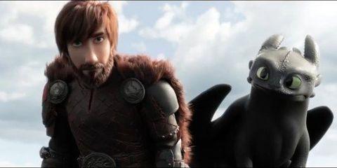 Fictional character, Animation, Facial hair, Beard, Photography, Animated cartoon, Glove, Brown hair, Movie, Moustache,
