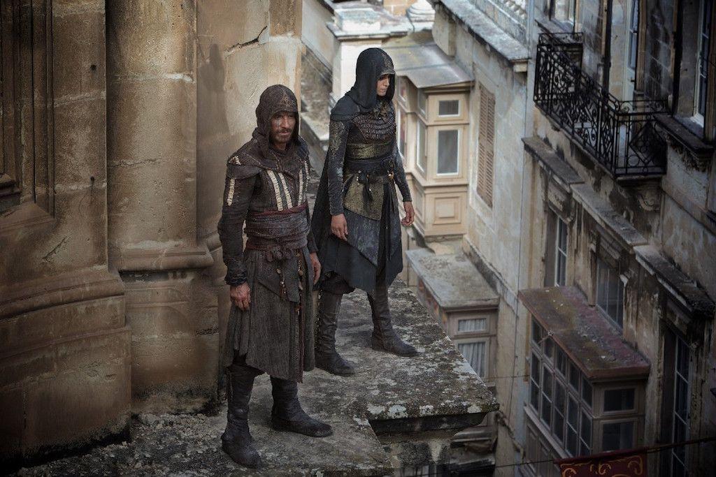 Trailer internacional de 'Assassin's Creed', ahora con menos Kanye West