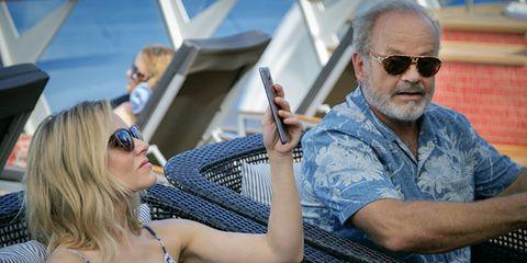 People, Sunglasses, Eyewear, Vacation, Tourism, Summer, Sitting, Glasses, Hand, Gesture,