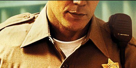 Brown, Collar, Sleeve, Dress shirt, Uniform, Cap, Beige, Button, Tan, Khaki,