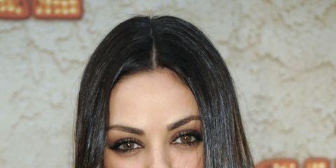Nose, Lip, Brown, Hairstyle, Eye, Eyebrow, Eyelash, Long hair, Beauty, Black hair,
