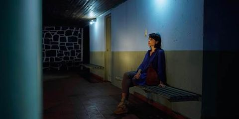 Sitting, Room, Photography, Darkness, Screenshot,
