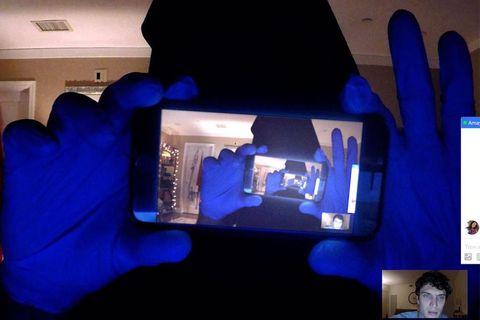 Blue, Cobalt blue, Electric blue, Sky, Technology, Room,