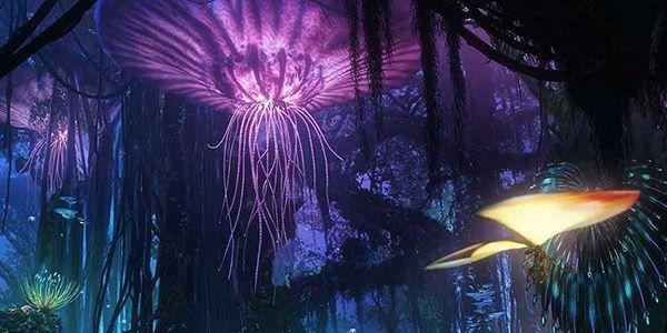 """Resultado de imagen de La belleza del mundo Pandora en AVATAR"""""""