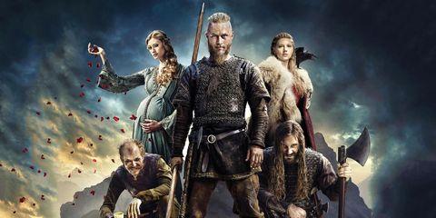 Vikings\': tráiler de la cuarta temporada