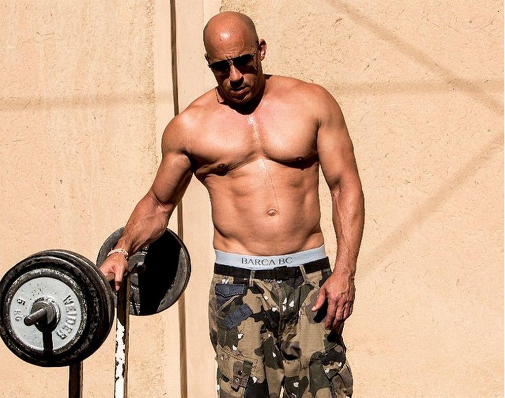 Vin Diesel, el nuevo fofisano de Hollywood