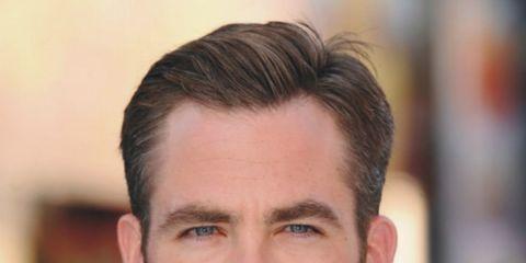 Facial hair, Nose, Ear, Mouth, Lip, Cheek, Dress shirt, Hairstyle, Eye, Chin,