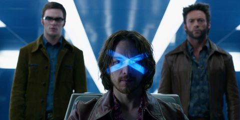 Jacket, Cool, Fictional character, Electric blue, Facial hair, Acting, Beard, Costume, Top, Leather,
