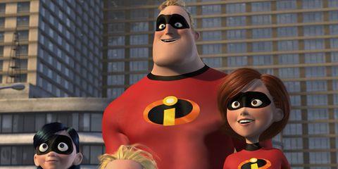 Human, Fictional character, Animation, Toy, Cartoon, Animated cartoon, Fiction, Hero, Costume, Superhero,